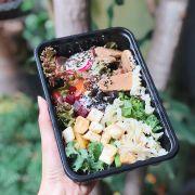 Salad tự chọn - 59k