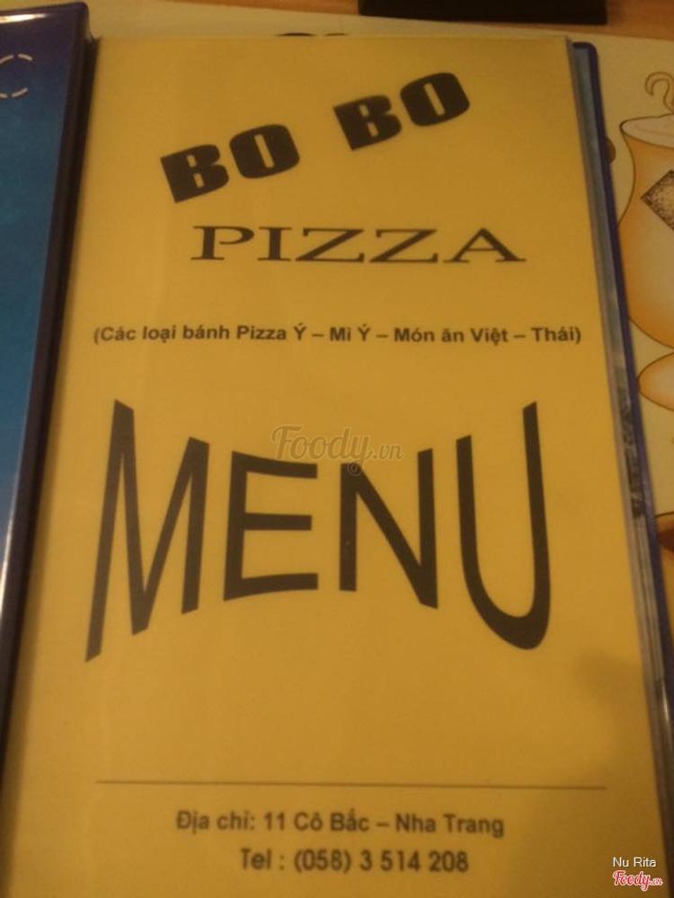 Bobo Pizza ở Khánh Hoà