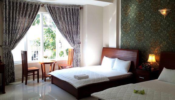 Sakura Hotel - vị trí thuận lợi