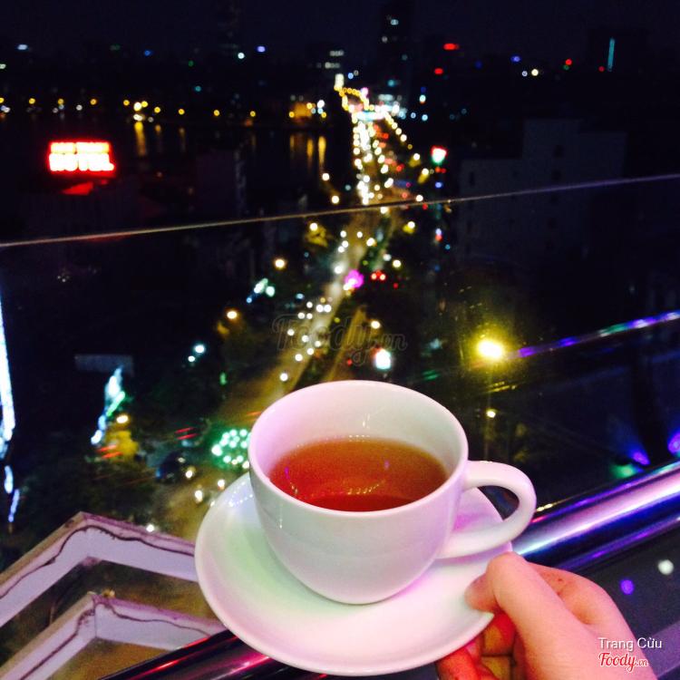 View nhìn từ nhà hàng