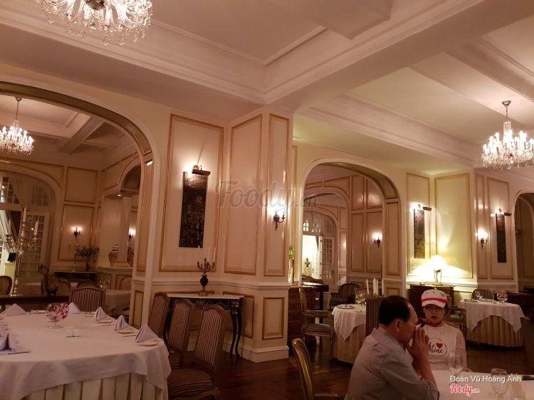 Dalat Palace Heritage Hotel ở Lâm Đồng