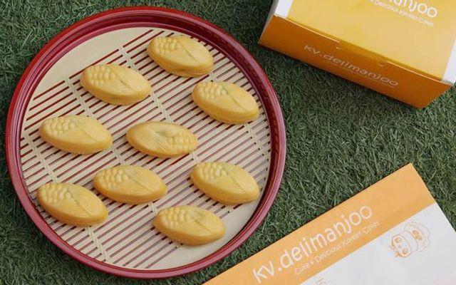 Bánh Bắp Hàn Quốc - KV. Delimanjoo - Bến Xe Miền Đông