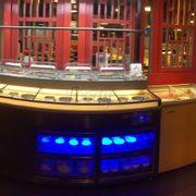 Có thêm quầy buffet line nhìn đẹp, đa dạng