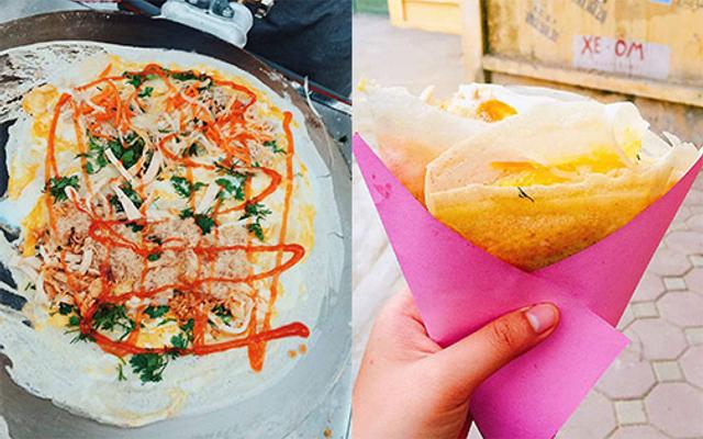 Bánh Kếp Thái