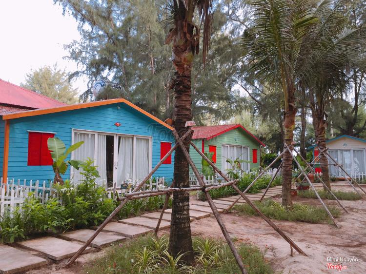The Beach House Resort ở Vũng Tàu