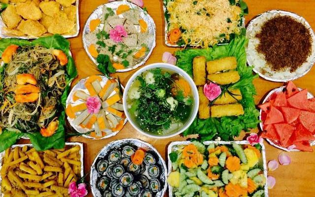 Quán Chay Minh Tâm