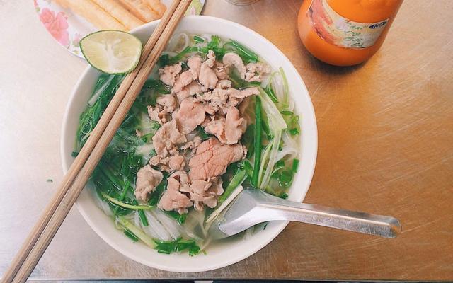 Phở Bò Nam Định - Thụy Phương