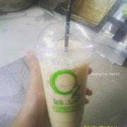 Trà sữa Chanh Leo