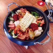 Lẩu thập cẩm Sausage hotpot - 210k