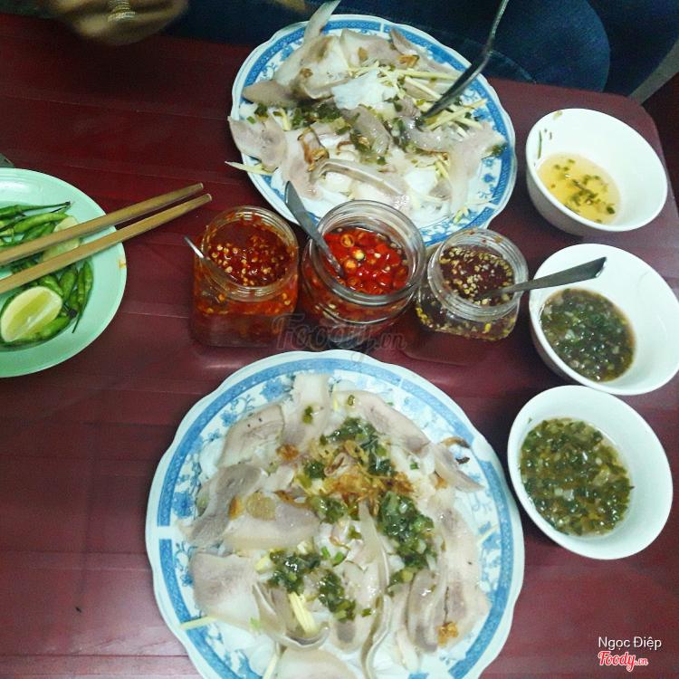 Bánh Canh Bình Dân ở Khánh Hoà