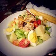 Nicoise salad - salad kiểu Pháp