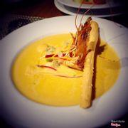 Lobster bisque - Súp tôm hùm