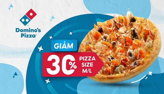 Domino's Pizza - Quốc Lộ 50