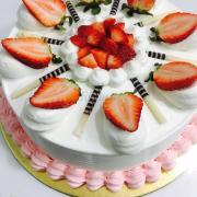 Bánh sinh nhật vị chanh leo