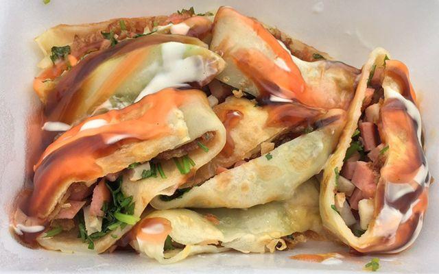 Bánh Kếp Thái Lan