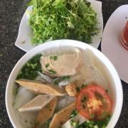 Bún Cá Hạnh Nhiên Nha Trang