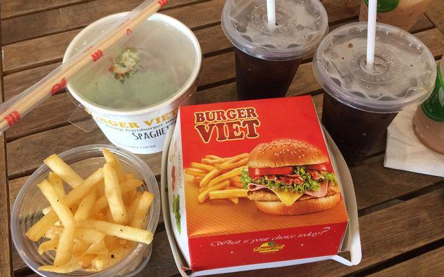 Burger Việt - Đường 30 Tháng 4