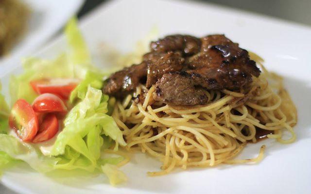 Con Bò Cười - Beefsteak, Mỳ Ý & Cơm Chiên