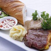 Bò Úc sốt tiêu đen