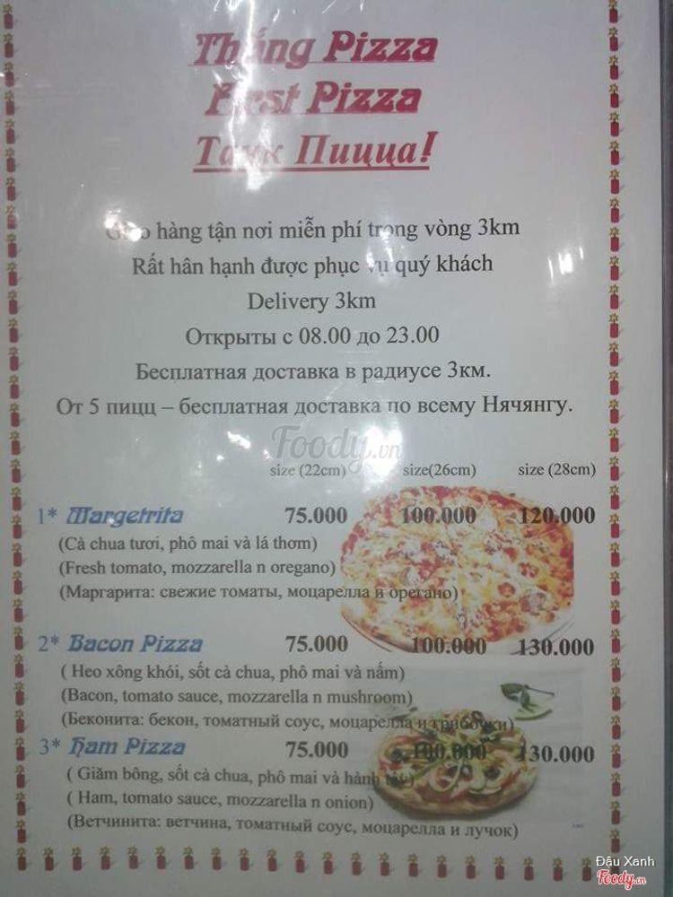 Thắng Pizza ở Khánh Hoà