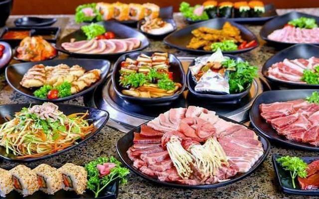 Sasimi BBQ - Lẩu Nướng Nhật Bản