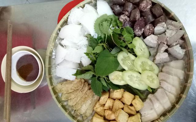 Bún Đậu Mắm Tôm Hà Nội - Nguyễn Thái Học