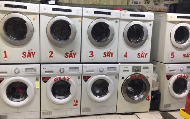Giặt Tự Động Amy