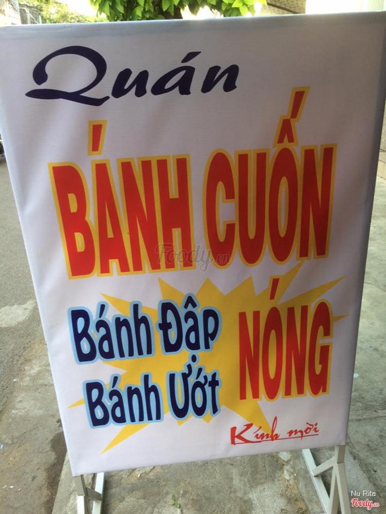 Bánh Cuốn & Bánh Đập ở Khánh Hoà