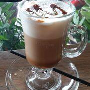 Cà phê Mocha.