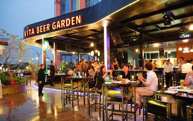Vita Beer Garden - Becamex Tower