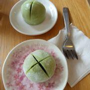 Mochi trà xanh