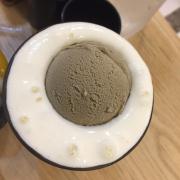 Kem và macchiato