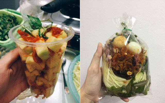 Bánh Tráng Trộn - Shop Ăn Vặt Online