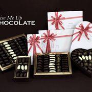 RAISE ME UP - Bộ sưu tập socola tươi Wake-up: Espresso, Ginseng, Capuccino, Matcha, Ginger… 0869170860