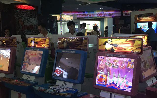 Game Center - Sense City