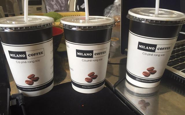 Milano Coffee - Cách Mạng Tháng 8