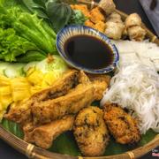 Bún đậu Veggie Saigon (79k)