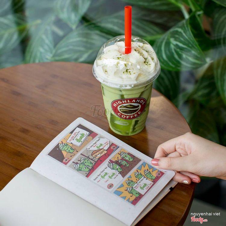 Highlands Coffee ở Thanh Hoá