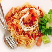 Mì spagetti thịt bằm thập cẩm size L 30k