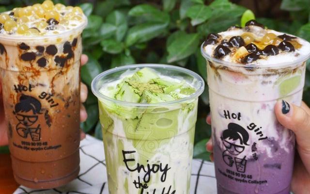 Hot Girl Milktea & Coffee