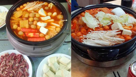 Tteokbokki Hotpot - Lẩu Hàn Quốc - Shop Online