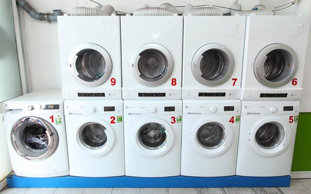 Giặt Sấy Lấy Nhanh Mr Wash - Nguyên Hồng