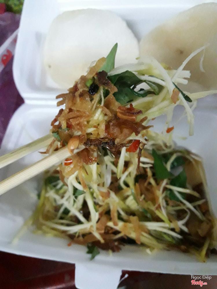 Ăn Vặt Bình Dân ở Khánh Hoà