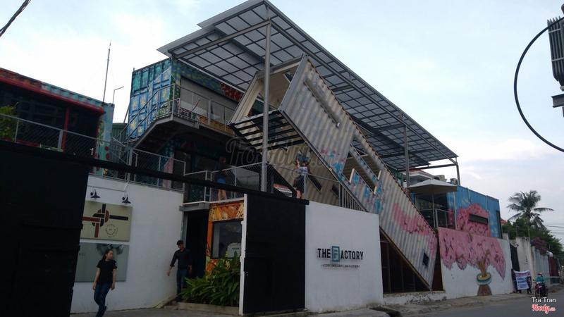 Kết quả hình ảnh cho The Factory Contemporary Art Center