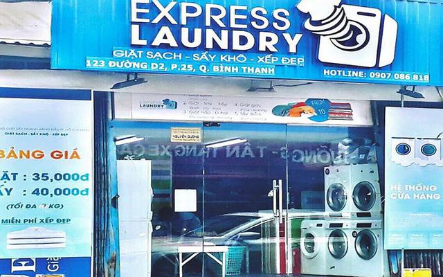 Express Laundry - Giặt Sấy Nhanh - D2