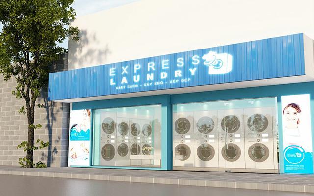 Express Laundry - Giặt Sấy Nhanh - Đinh Tiên Hoàng