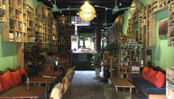 Cocobox - Farm Shop - Juice Bar & Cafe
