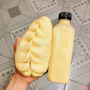 Bánh bao gà và sữa ngô - 1 bữa sáng quá hoàn hảo❤️