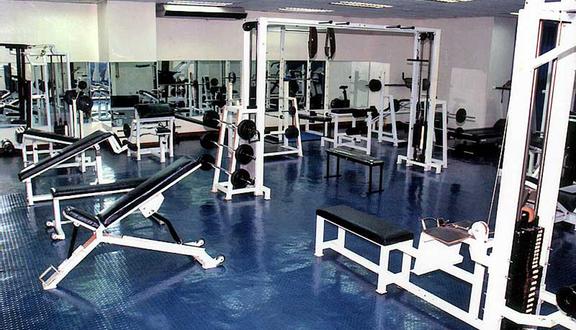 Phòng Tập Gym Đan