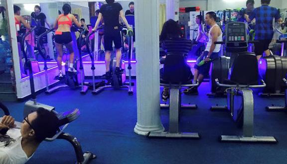 Phòng Gym Club Rạch Bùng Binh